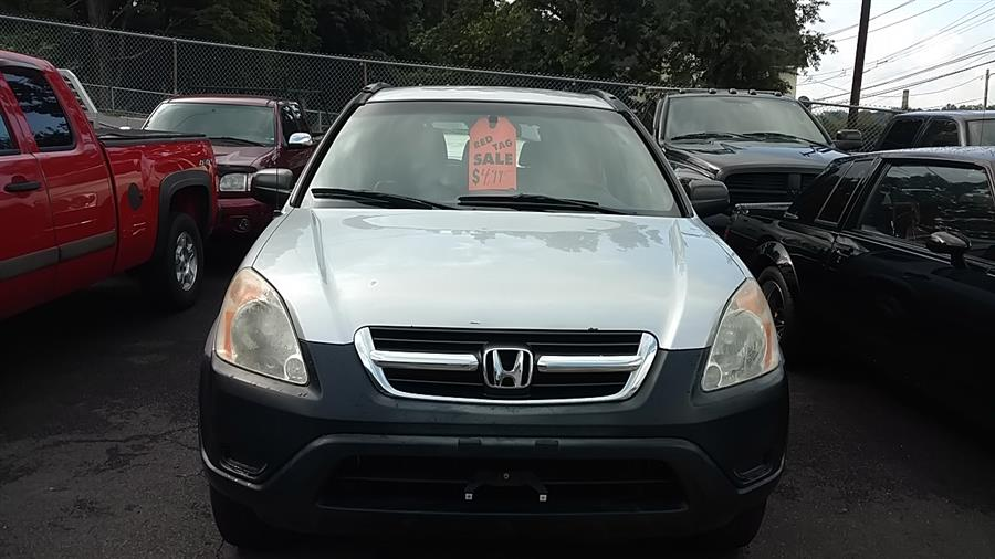 2003 Honda CR-V 4WD LX Auto, available for sale in Ansonia, CT