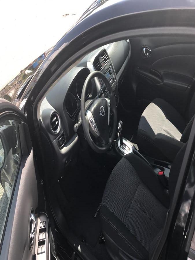 2018 Nissan Versa Sedan SV CVT, available for sale in Shirley, New York | Roe Motors Ltd. Shirley, New York