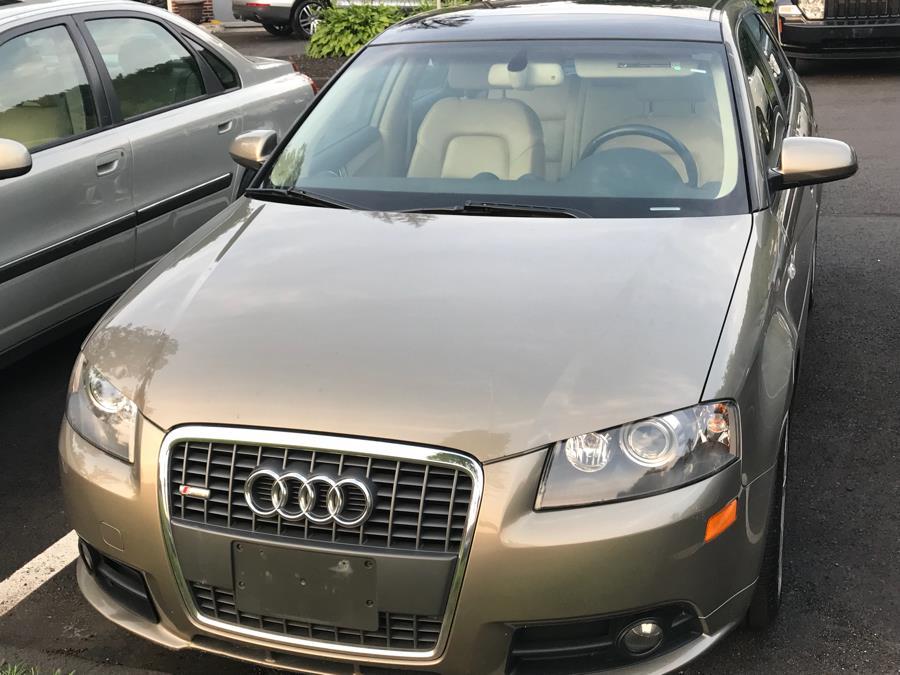 Used 2007 Audi A3 in Canton, Connecticut | Lava Motors. Canton, Connecticut