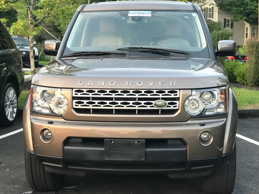 Used 2010 Land Rover LR4 in Canton, Connecticut | Lava Motors. Canton, Connecticut