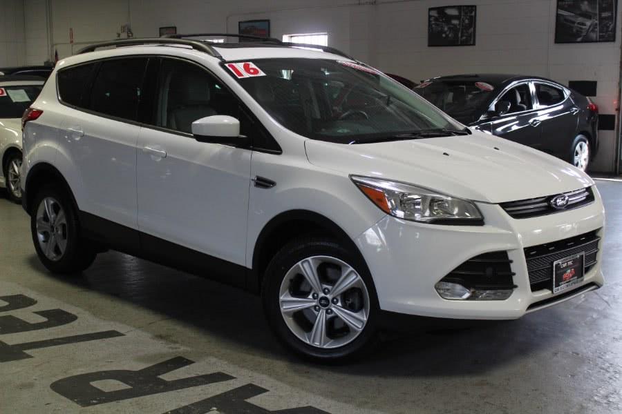 Used 2016 Ford Escape in Deer Park, New York | Car Tec Enterprise Leasing & Sales LLC. Deer Park, New York