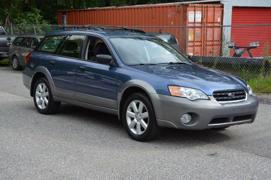 Used Subaru Legacy Wagon Outback 2.5i Auto 2006   New Beginning Auto Service Inc . Ashland , Massachusetts