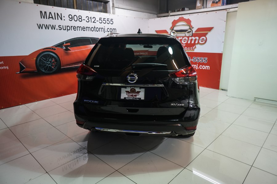 2017 Nissan Rogue AWD SV, available for sale in Elizabeth, New Jersey   Supreme Motor Sport. Elizabeth, New Jersey