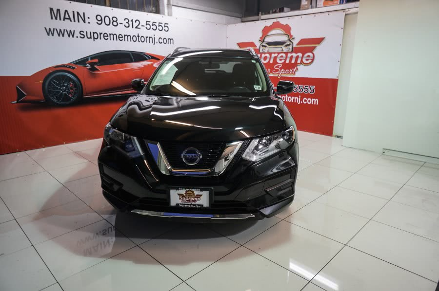 Used 2017 Nissan Rogue in Elizabeth, New Jersey | Supreme Motor Sport. Elizabeth, New Jersey