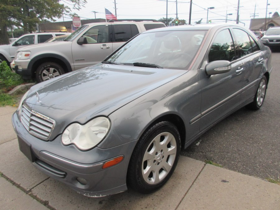 2006 Mercedes-Benz C-Class 4dr Luxury Sdn 3.0L 4MATIC, available for sale in Lynbrook, New York | ACA Auto Sales. Lynbrook, New York