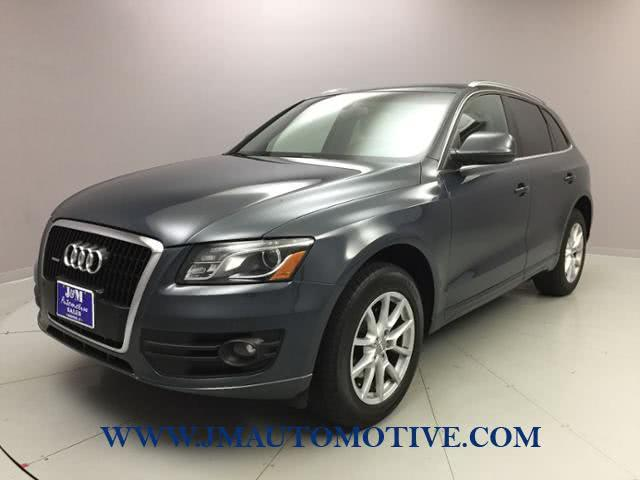 Used Audi Q5 quattro 4dr Premium Plus 2010 | J&M Automotive Sls&Svc LLC. Naugatuck, Connecticut