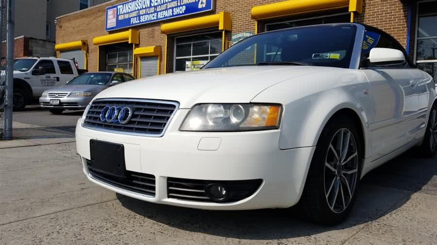 Used 2005 Audi A4 in Bronx, New York | New York Motors Group Solutions LLC. Bronx, New York