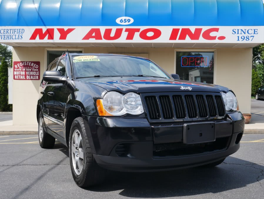 Used Jeep Grand Cherokee 4WD 4dr Laredo 2009 | My Auto Inc.. Huntington Station, New York