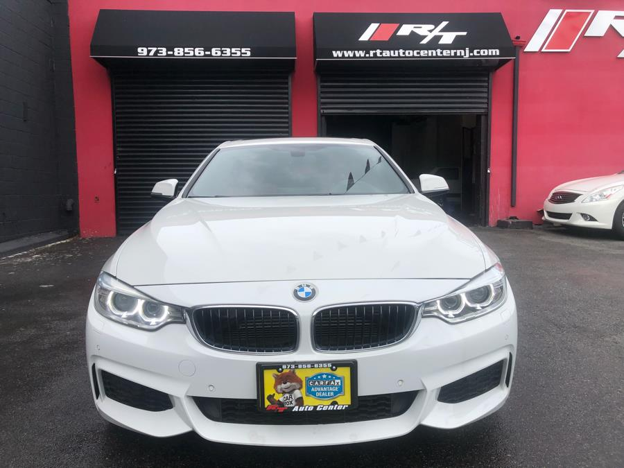 2015 BMW 4 Series 2dr Cpe 435i xDrive AWD, available for sale in Newark, New Jersey   RT Auto Center LLC. Newark, New Jersey