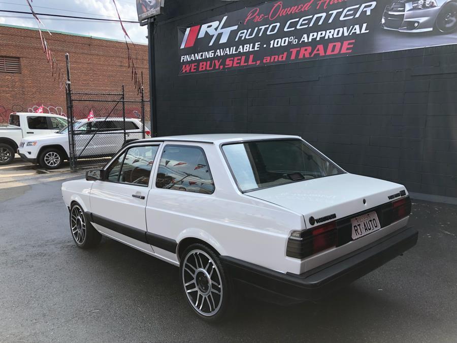 1988 Volkswagen voyage 2dr Sedan 4-Spd, available for sale in Newark, New Jersey   RT Auto Center LLC. Newark, New Jersey