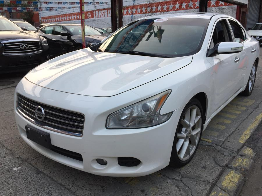 2009 Nissan Maxima 4dr Sdn V6 CVT 3.5 S, available for sale in Brooklyn, New York | Carsbuck Inc.. Brooklyn, New York