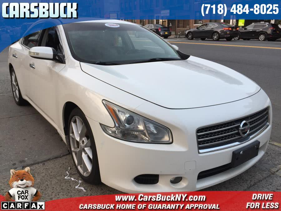 Used Nissan Maxima 4dr Sdn V6 CVT 3.5 S 2009 | Carsbuck Inc.. Brooklyn, New York
