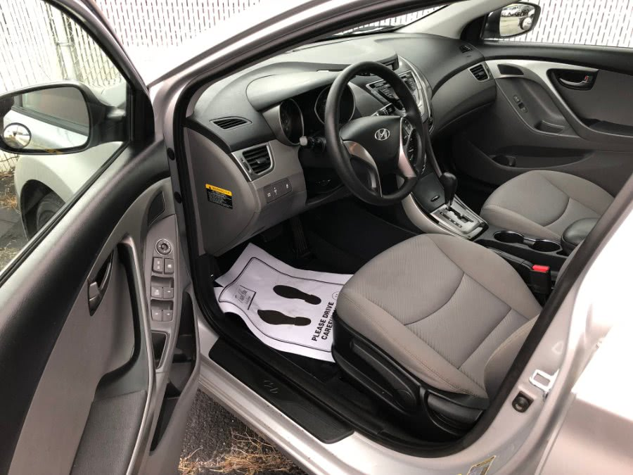 2013 Hyundai Elantra 4dr Sdn Auto GLS *Ltd Avail*, available for sale in Bayshore, New York   Carmatch NY. Bayshore, New York