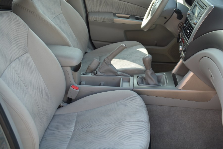 2010 Subaru Forester 4dr Man 2.5X Premium, available for sale in ENFIELD, Connecticut   Longmeadow Motor Cars. ENFIELD, Connecticut