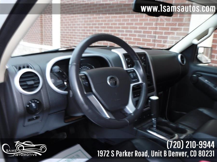 2010 Mercury Mountaineer AWD 4dr, available for sale in Denver, Colorado | Sam's Automotive. Denver, Colorado