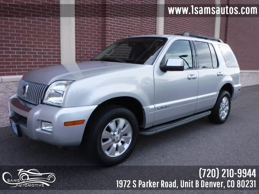 Used 2010 Mercury Mountaineer in Denver, Colorado | Sam's Automotive. Denver, Colorado
