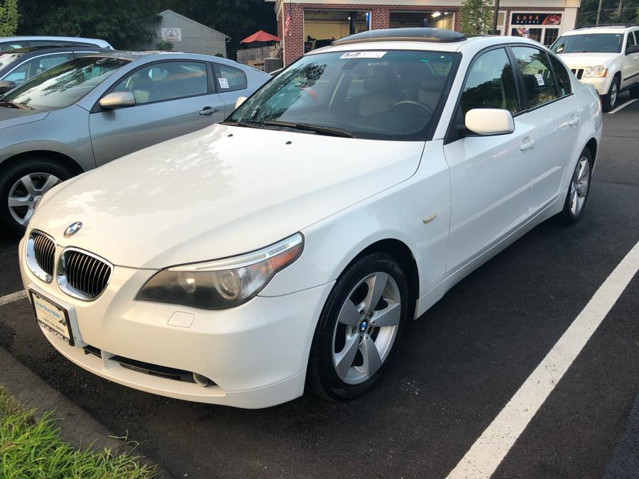 Used 2006 BMW 5 Series in Canton, Connecticut | Lava Motors. Canton, Connecticut