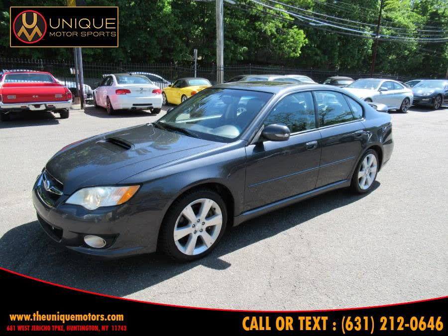 2009 Subaru Legacy 4dr H4 Auto GT Ltd, available for sale in Huntington, New York | Unique Motor Sports. Huntington, New York