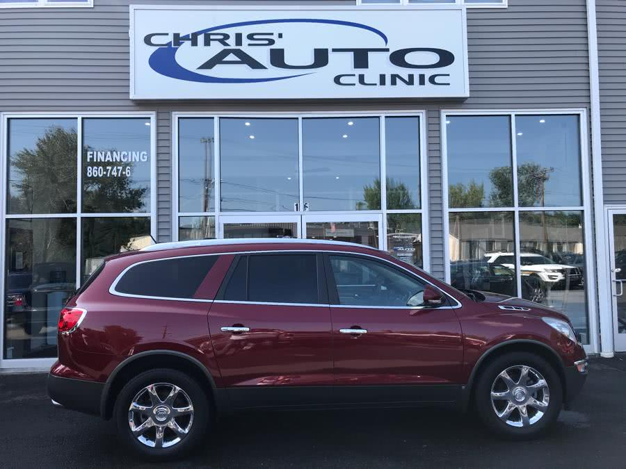 Used 2009 Buick Enclave in Plainville, Connecticut | Chris's Auto Clinic. Plainville, Connecticut