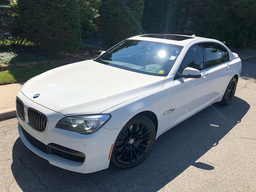 2015 BMW 7 Series 4dr Sdn 740Li xDrive AWD, available for sale in Franklin Square, New York | Luxury Motor Club. Franklin Square, New York