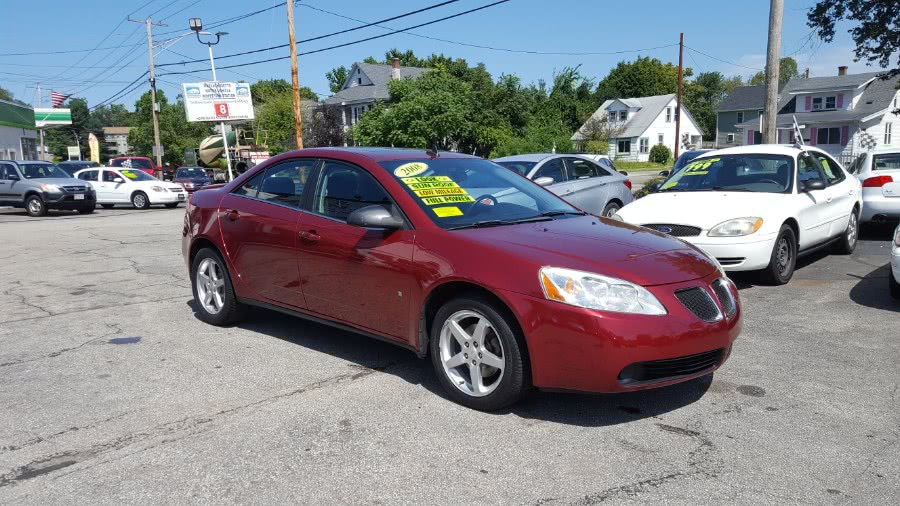 Used 2008 Pontiac G6 in Worcester, Massachusetts | Rally Motor Sports. Worcester, Massachusetts