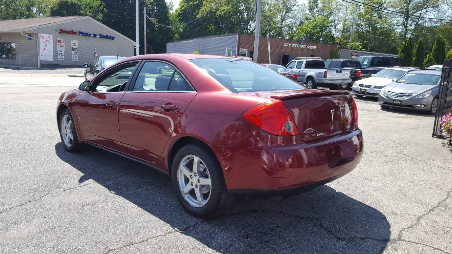 Used Pontiac G6 4dr Sdn 2008 | Rally Motor Sports. Worcester, Massachusetts