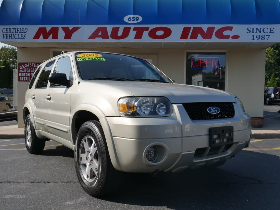 Used 2005 Ford Escape in Huntington Station, New York | My Auto Inc.. Huntington Station, New York