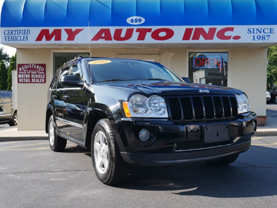 Used Jeep Grand Cherokee 4dr Limited 4WD 2005 | My Auto Inc.. Huntington Station, New York