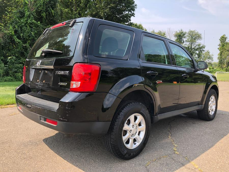 2010 Mazda Tribute 4WD 4dr I4 Auto Sport, available for sale in Prospect, Connecticut | Rt 69 Auto Sales & Service. Prospect, Connecticut
