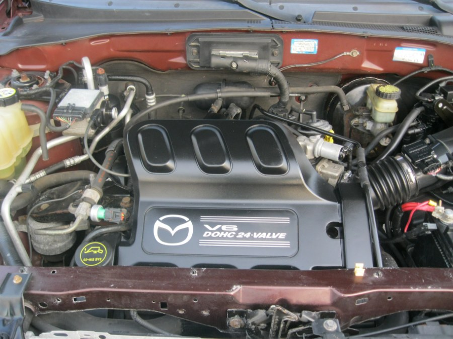 2002 Mazda Tribute LX AWD, available for sale in Plainville, Connecticut   CK Autos. Plainville, Connecticut