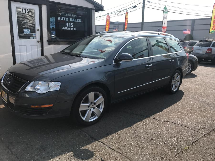 2009 Volkswagen Passat Wagon 4dr Auto Komfort FWD, available for sale in Stamford, Connecticut | Harbor View Auto Sales LLC. Stamford, Connecticut