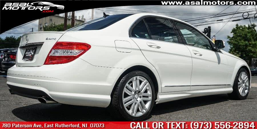 2008 Mercedes-Benz C-Class 4dr Sdn 3.0L Sport 4MATIC, available for sale in East Rutherford, New Jersey | Asal Motors. East Rutherford, New Jersey