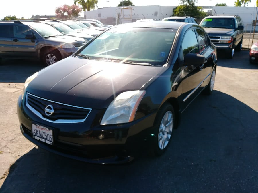Used Nissan Sentra 4dr Sdn I4 CVT 2.0 SR 2010 | U Save Auto Auction. Garden Grove, California