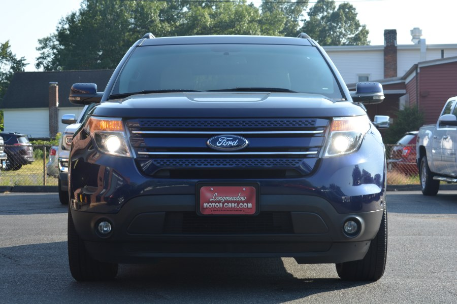 2011 Ford Explorer 4WD 4dr Limited, available for sale in ENFIELD, Connecticut | Longmeadow Motor Cars. ENFIELD, Connecticut