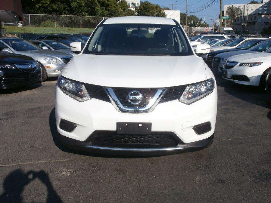 2015 Nissan Rogue AWD 4dr SV, available for sale in Waterbury, Connecticut   Jim Juliani Motors. Waterbury, Connecticut