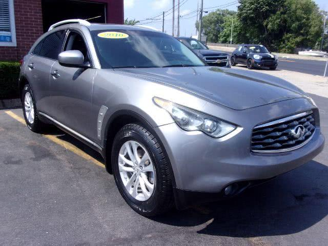 Used 2010 Infiniti Fx in New Haven, Connecticut | Boulevard Motors LLC. New Haven, Connecticut