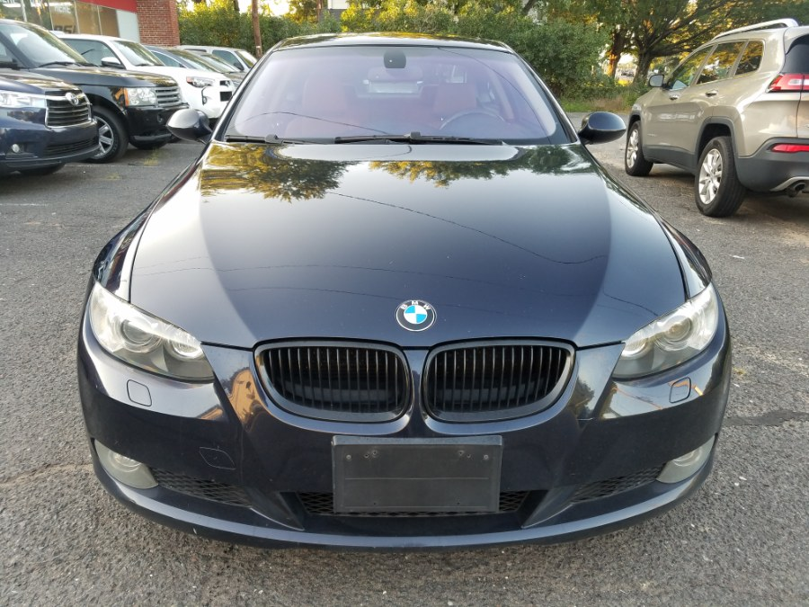 2007 BMW 3 Series 2dr Cpe 328xi AWD Navi Sport PKG, available for sale in East Windsor, Connecticut | Toro Auto. East Windsor, Connecticut