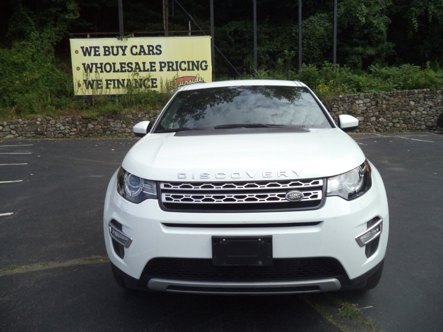 2016 Land Rover Discovery Sport AWD 4dr HSE LUX, available for sale in Naugatuck, Connecticut | Riverside Motorcars, LLC. Naugatuck, Connecticut