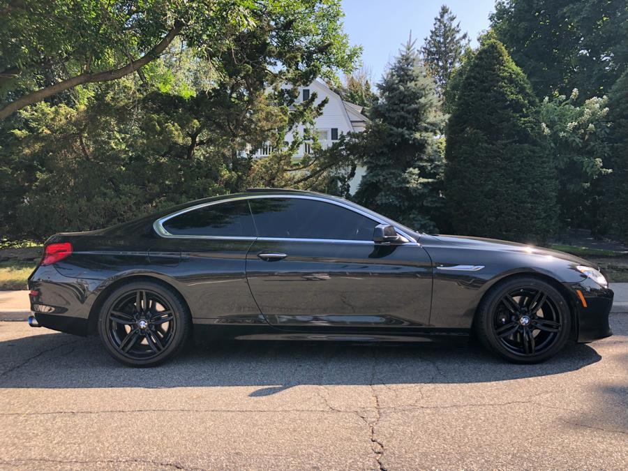 2012 BMW 6 Series 2dr Cpe 650i, available for sale in Franklin Square, New York | Luxury Motor Club. Franklin Square, New York
