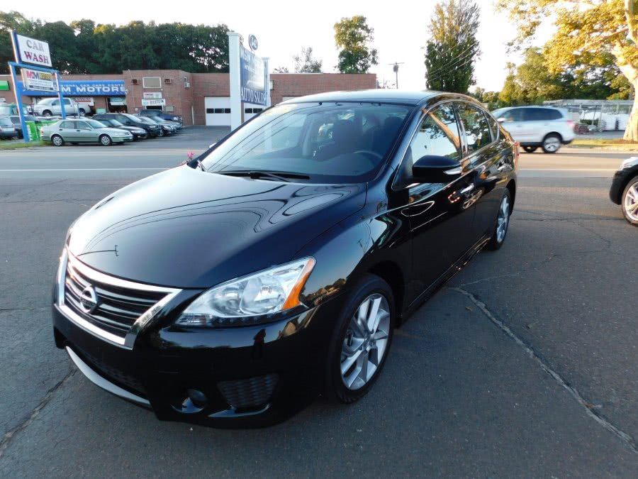 Used Nissan Sentra SR 2015 | M&M Motors International. Clinton, Connecticut