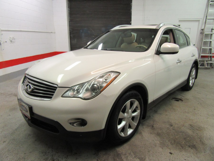 2010 Infiniti EX35 AWD 4dr Journey, available for sale in Little Ferry, New Jersey | Victoria Preowned Autos Inc. Little Ferry, New Jersey
