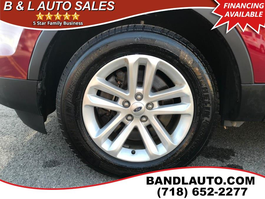 2014 Ford Explorer 4WD 4dr XLT, available for sale in Bronx, New York | B & L Auto Sales LLC. Bronx, New York