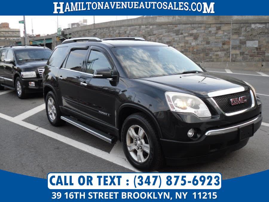 Used 2008 GMC Acadia in Brooklyn, New York   Hamilton Avenue Auto Sales DBA Nyautoauction.com. Brooklyn, New York