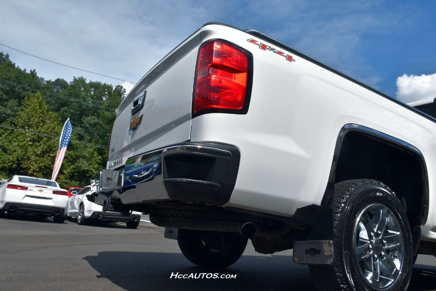 2014 Chevrolet Silverado 1500 4WD Reg Cab LT, available for sale in Waterbury, Connecticut | Highline Car Connection. Waterbury, Connecticut