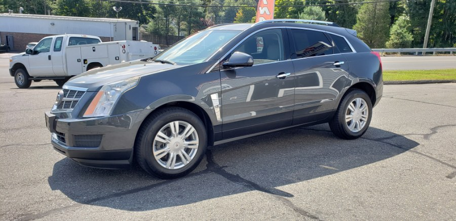 2010 Cadillac SRX AWD 4dr Luxury Collection, available for sale in Thomaston, CT