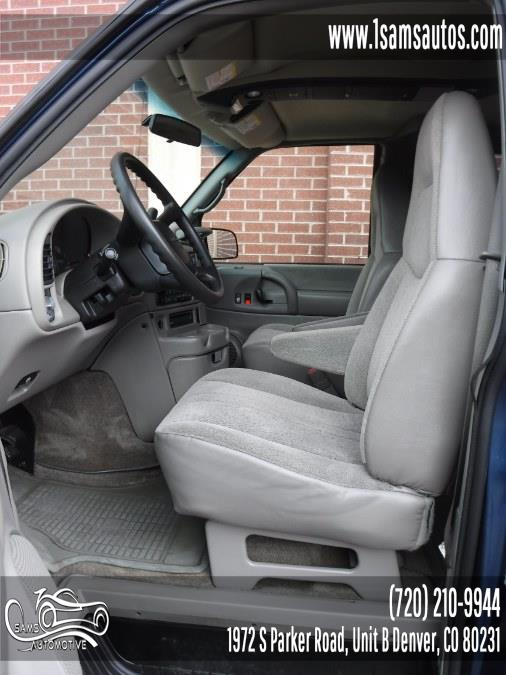 2005 GMC Safari Passenger Ext 111
