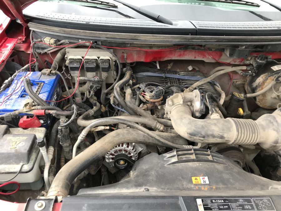2008 Ford F-150 2WD Reg Cab 145