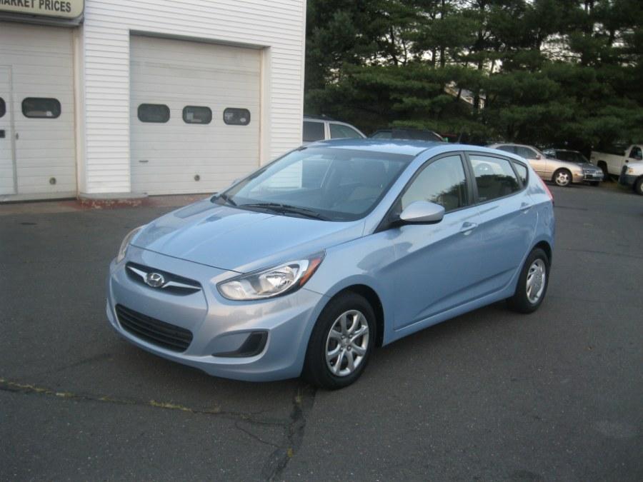 2013 Hyundai Accent 5-DR Hatch, available for sale in Plainville, Connecticut | CK Autos. Plainville, Connecticut