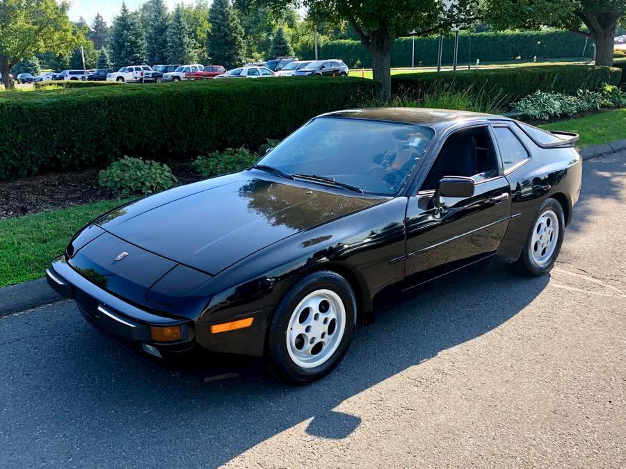 Used Porsche 944 2dr Coupe Auto 1989 | Primetime Auto Sales and Repair. New Haven, Connecticut
