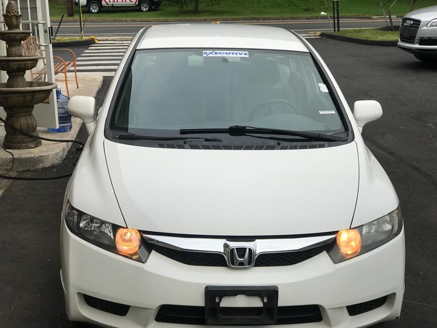 Used 2010 Honda Civic Sdn in Canton, Connecticut | Lava Motors. Canton, Connecticut